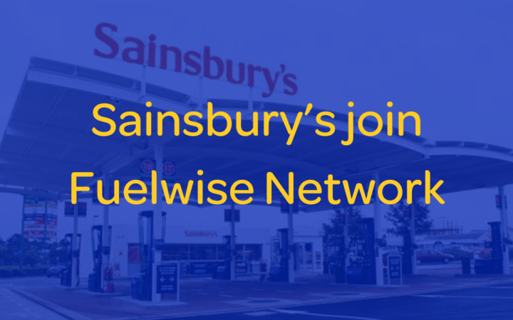 Sainsbury's-Joins-Fuelwise-Network
