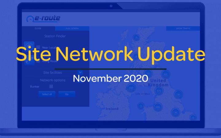 Site-Network-Update
